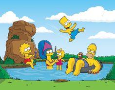 The Simpsons, Homer Simpson, Marge Simpson, Lisa Simpson, Maggie Simpson HD wallpaper Homer Simpson, Lisa Simpson, Cartoon Wallpaper, Flash Wallpaper, The Simpsons Movie, Simpsons Characters, Cartoon Cartoon, Background Images Wallpapers, Caricatures