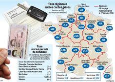 Cartes grises: moins de régions mais plus de taxes?