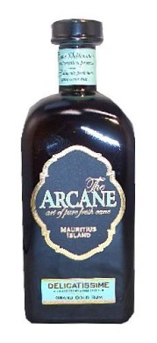 Arcane Delicatissime Grand Gold Rum 0,7l 41%