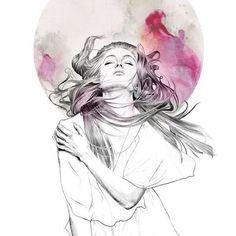 #art #arte #drawing #artist #illustration #desenho #girl #boy #perfect #pretty #nice #kawaii #cool #cute #alternative #beautiful #amenzing #pale #drawings #draw #couple #tumblr #inspiration #hair