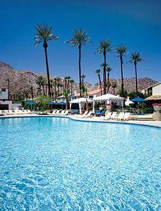 Favorite local escape!  La Quinta Resort & Club