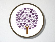Counted Cross stitch Pattern PDF. Instant par CharlotteAlexander