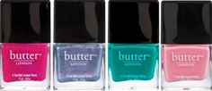 Butter London Spring/Summer Collection