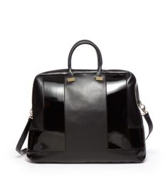633877bf38 SoHo Oversized Carryall Black -- Jill Milan. Perfect bag for our perfect  trip.