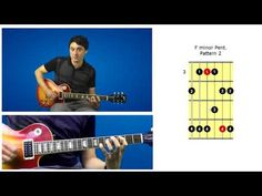 Playing licks with minor pentatonics. In this lesson in the five lesson series, Gary demonstrates how the minor pentatonic scale forms you have learned can b. Pentatonic Scale Guitar, Music Institute, The Last Lesson, Guitar Patterns, Online Guitar Lessons, Guitar Scales, Fender Stratocaster, Sheet Music, Teaching