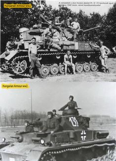 Panzer Iv, Defence Force, Ww2 Tanks, Military Equipment, Luftwaffe, Armored Vehicles, World War Ii, Hungary, Wwii