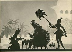 Animated Battle Chess | Animation: Reiniger's Prince Achmed, The First Animated Feature ...