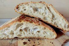 Pan di Pane: Ricetta Pane semplice con Esubero di lievito.
