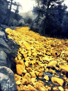 Yellow Brick Road Broken