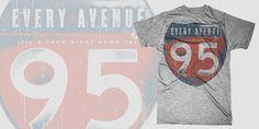 "Mintees - Tees - ""Every Avenue - 95"" by kyle crawford"