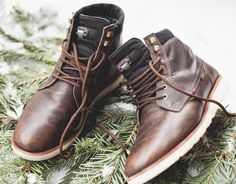 Vans – Breton Boots