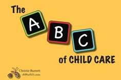 A printable guide to child care that explores everything from the physical environment to staffing, meals to toileting, illness to the early learning program, and everything in between, the ABC of Child Care aims to help parents consider what is most important to them when choosing child care for their child,
