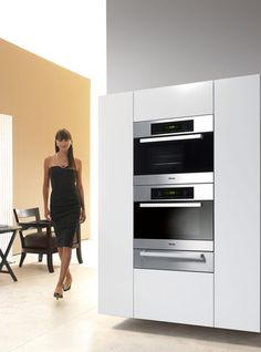 Miele Speed and Steam Ovens