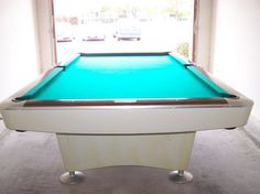 Gold Crown IV Pool Table In A Great Room Billiards Blog Diary Of A - Brunswick gold crown pool table for sale