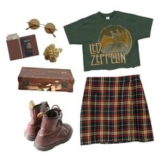 """""""Melancholy"""" by larynna ❤ liked on Polyvore featuring Royce Leather"""