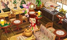Cute cafe looking design