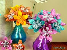 Kusudama Mini Bouquets