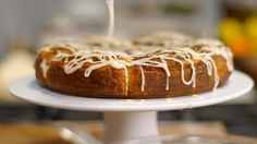 Cinnamon rolls recipe by James Martin made with strong flour on his Home-Cooked Treat Night