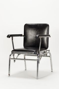 Adjustable Doctor's Chair 30's