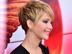 I don't care how she cuts her hair... I still love her