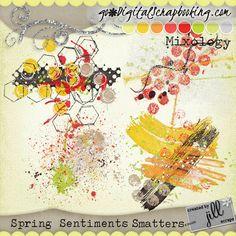Spring Sentiments - Smatters