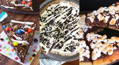 18 Dessert Pizzas That You Shouldn't Ignore Any Longer  - Delish.com
