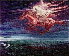 red Horse of Revelation