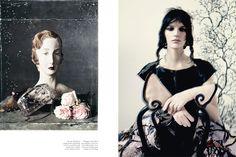 Laura+Kampman+by+Steven+Meisel+(Keep'n+It+Surreal+-+Vogue+Italia+February+2012)+8.jpg (1114×745)