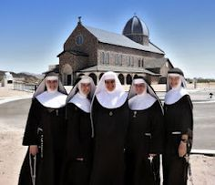 Poor Clares of Perpetual Adoration, Our Lady of Solitude Monastery, Tonopah, Arizona