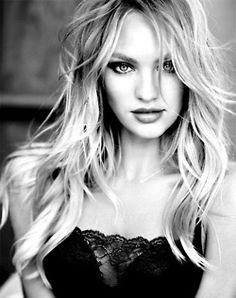 Candice Swanepoel. VS Supermodel.