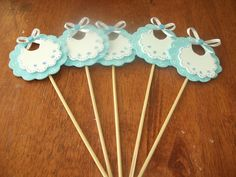 Blogs de Todo: diciembre 2011 Baby Showers, Baby Shower Parties, Baby Shower Yellow, Baby Boy Shower, Moldes Para Baby Shower, Mermaid Canvas, Princess Party Favors, Baby Girl Announcement, Art N Craft