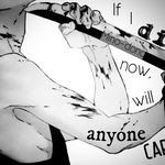 would anyone care?  ~Fluffy C.