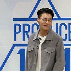 always. — PRODUCE 101 S2 → kim sanggyun aka toppdogg's a-tom