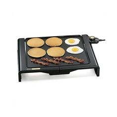 PRESTO 07050 Foldaway 14 x 15 grilling surface Griddle - NEW - Retail - 07050 ** You can find out more details at the link of the image.