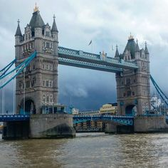 Tower Bridge in London, Greater London