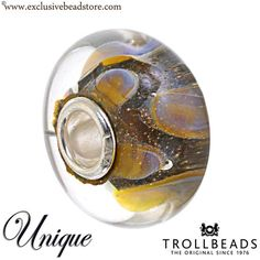 Trollbeads Unique Glass Bead.