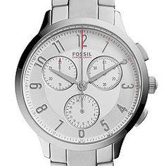 Abilene Chronograph Stainless Steel Watch
