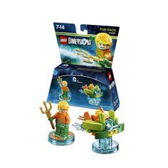 LEGO Dimensions DC Comics Aquaman Fun Pack (71237) Lego Dimensions Fun Packs