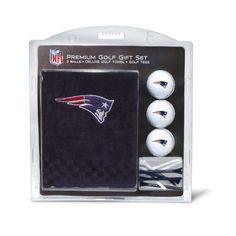 Team Golf New EnglandPatriots Embroidered Towel Gift Set $35.99