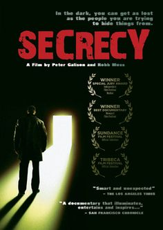 An examination of secrecy in the United States government, exploring the tensions between freedom of information and national security. DVD 356