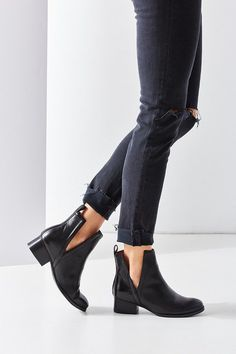 Jeffrey Campbell Oriley Cutout Ankle Boot