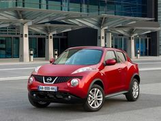 Nissan Juke ... such a fun car. Especially when you put it in sport mode. You get the fun feel of a sports car, plus the benefits of an AWD crossover. Love it!