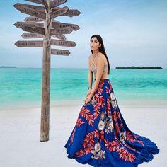 Katrina Kaif in Manish Malhotra for Harper's Bazaar Bride India