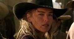 There are two sides to every woman. Preston Garvey, Sharon Stone, Every Woman, Cowboy Hats, Love Her, Mary, Women, Fashion, Movies