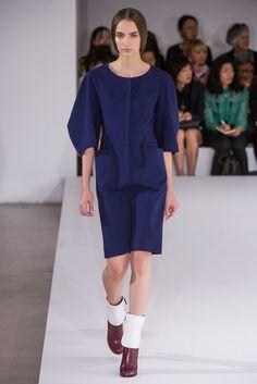 @Jil_Sander #catwalk #MFW #Milano #SS_2013  #trends #in