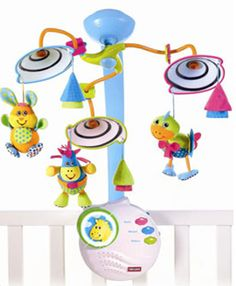 If You Are Looking For A Unique Musical Mobile Your Baby Have To Check Out The Tiny Love Clic Developmental This Great Toy Is Designed