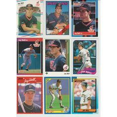 HUGE 65 + Different JAY BELL cards lot 3 RC 1988 - 2003 Indians Pirates Royals Listing in the 1990-1999,Sets,MLB,Baseball,Sports Cards,Sport Memorabilia & Cards Category on eBid United States | 147977305