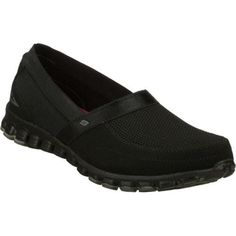 Relax into fun sporty style with the SKECHERS EZ Flex - Take It Easy shoe.  Smooth faux leather and mesh fabric upper in a slip on sporty casual sneaker  with ...