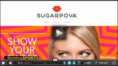 #BloombergNews  #Sugarpova