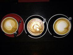 Coffee bliss.